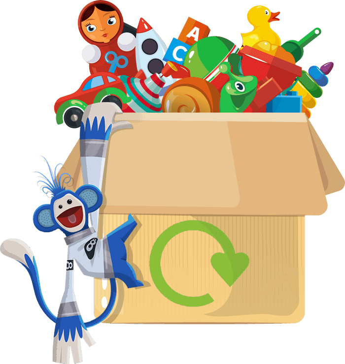 Home - Recycle to Read - creating a sustainable future for the toy industry